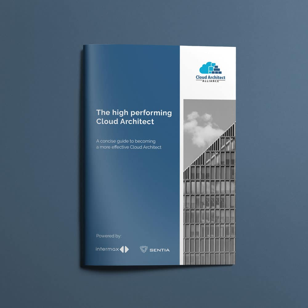 The high performing Cloud Architect